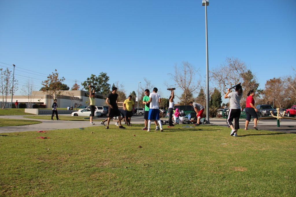 Saturday January 14 Wod At The Park Crossfit Socal Tribe
